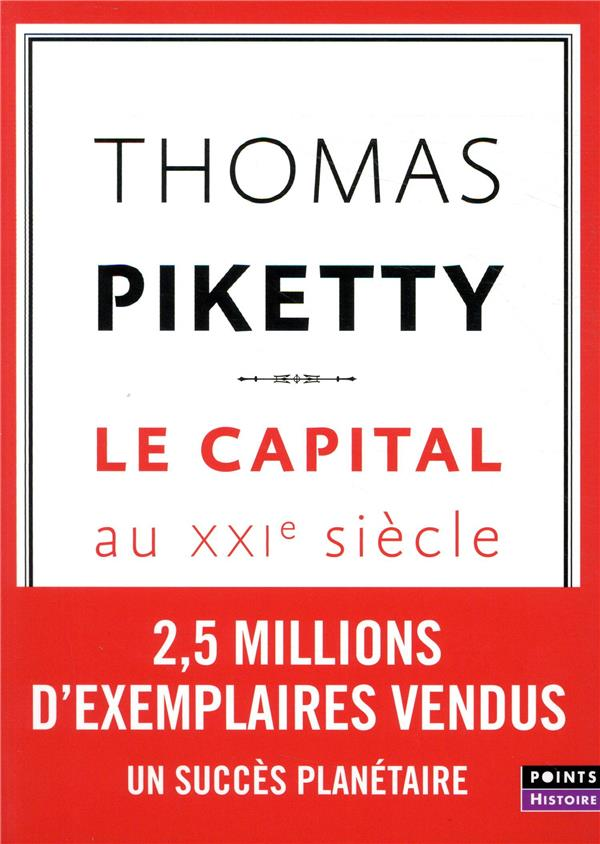 LE CAPITAL AU XXIE SIECLE